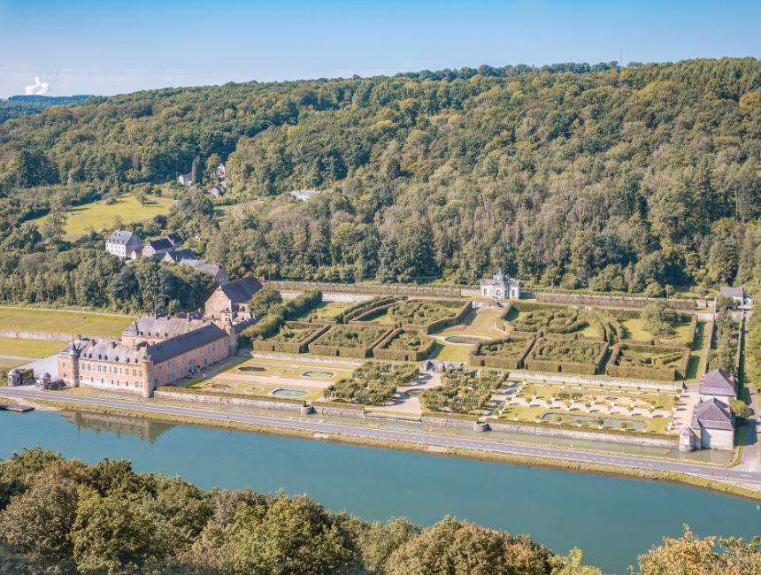 kasteel van Freyr attracties Ardennen