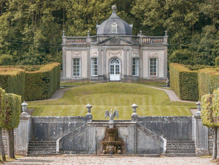 kasteel van Freyr tuinen