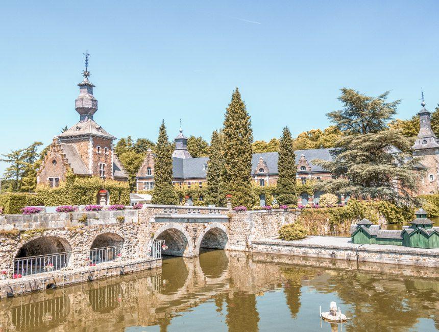 kastelen in Belgische Ardennen Jehay