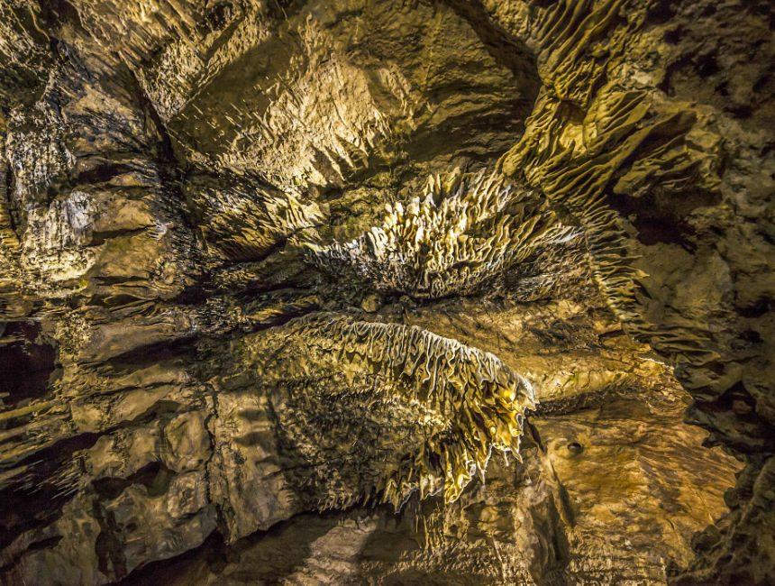 wat te zien in de Ardennen Grotten van Han