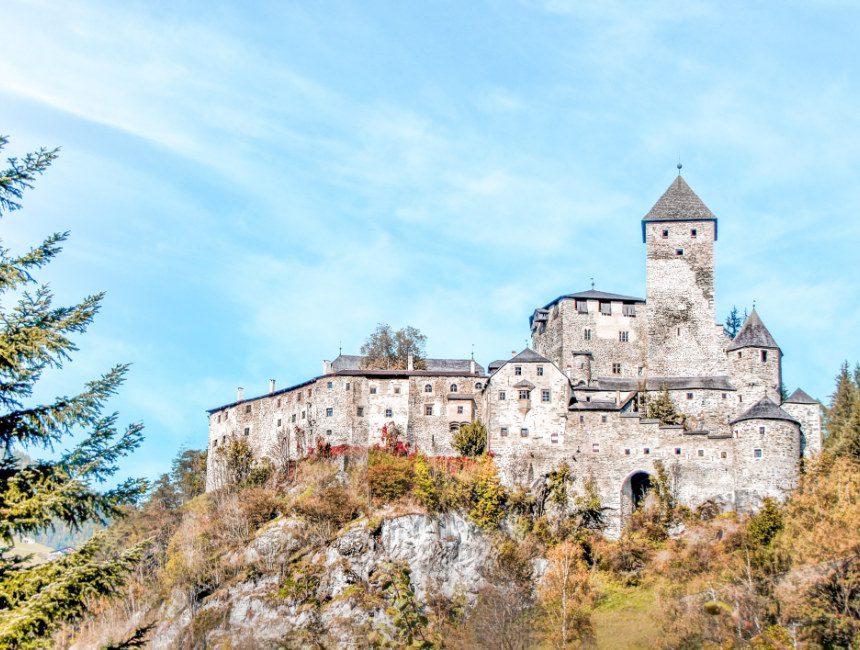 Taufers Kasteel Zuid-Tirol bezienswaardigheden