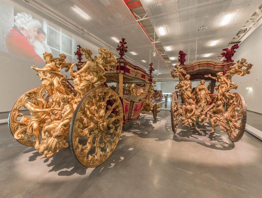 museu nacional dos coches lissabon