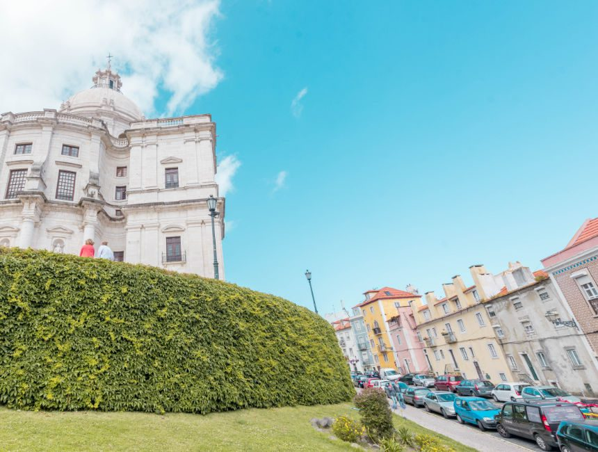Lissabon Pantheon
