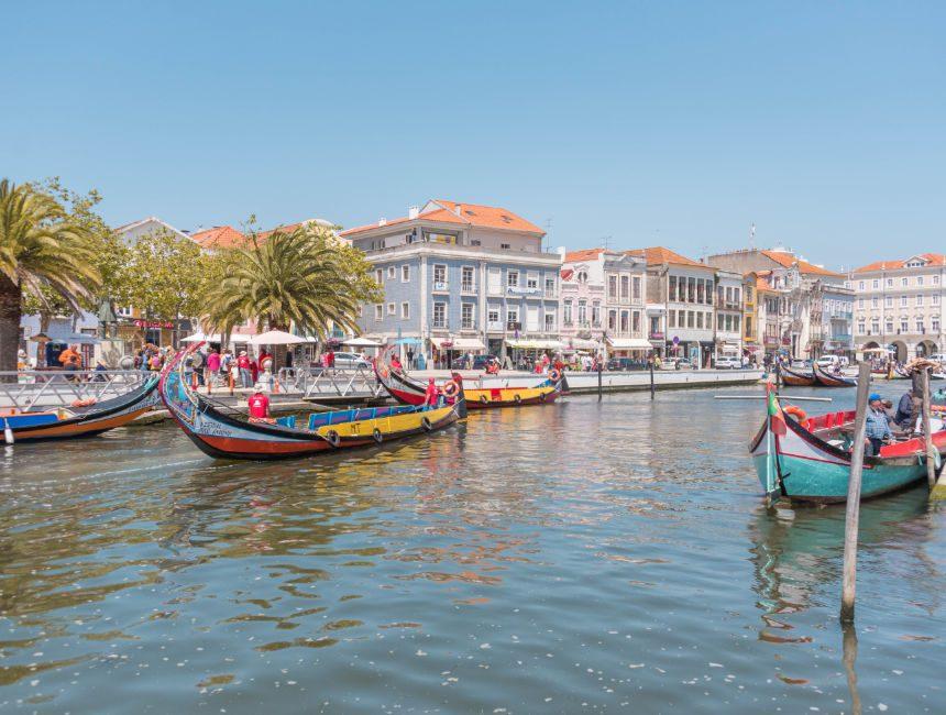 Aveiro daguitstap Porto auto huren