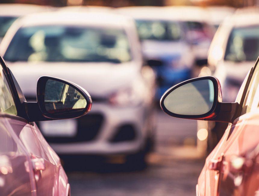 parkeren italie autohuur