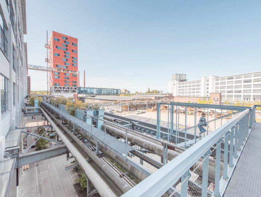 High Line Eindhoven Strijp S