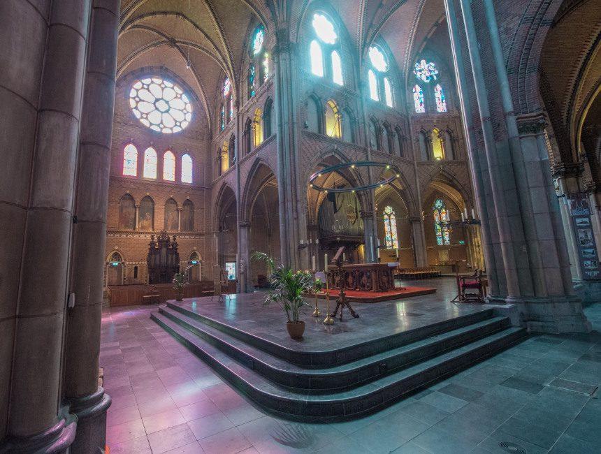 Sint-Catharinakerk Eindhoven bezienswaardigheden