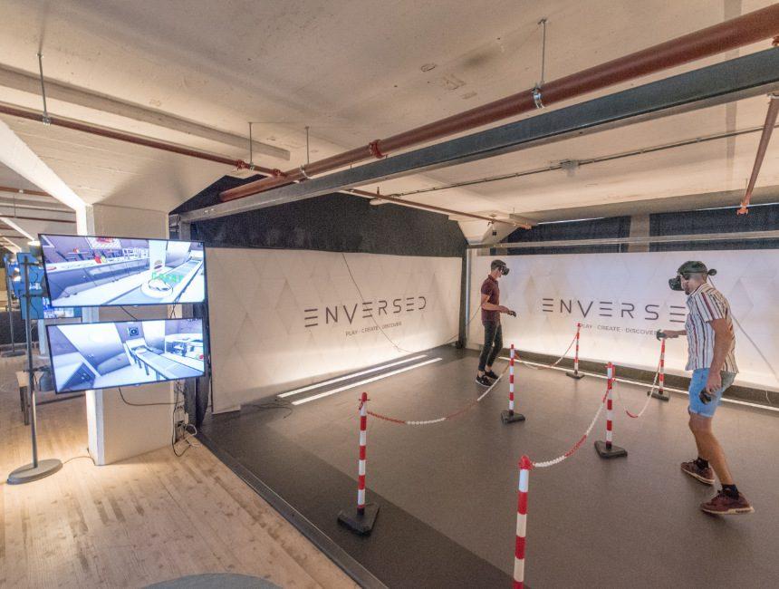 indoor activiteiten Eindhoven VR Enversed