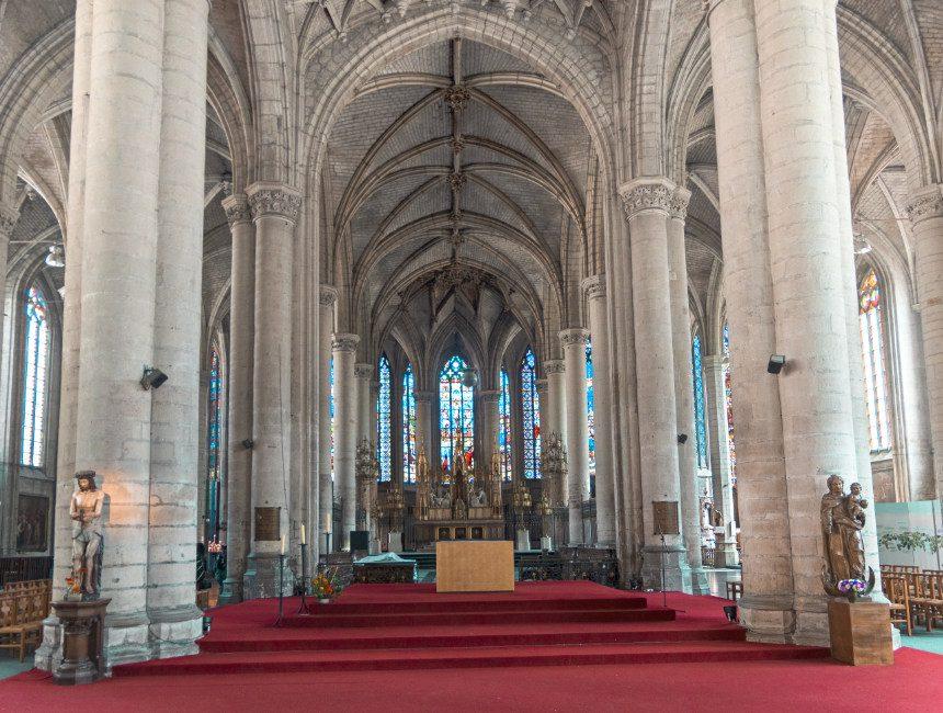 Bezienswaardigheden Lille Eglise Saint-Maurice