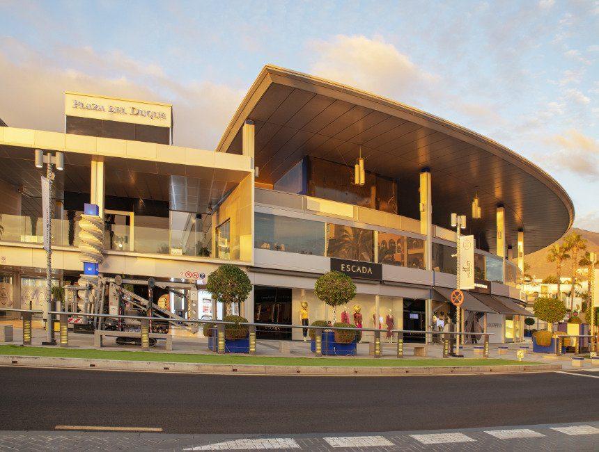 Centro commercial Plaza Del Duque