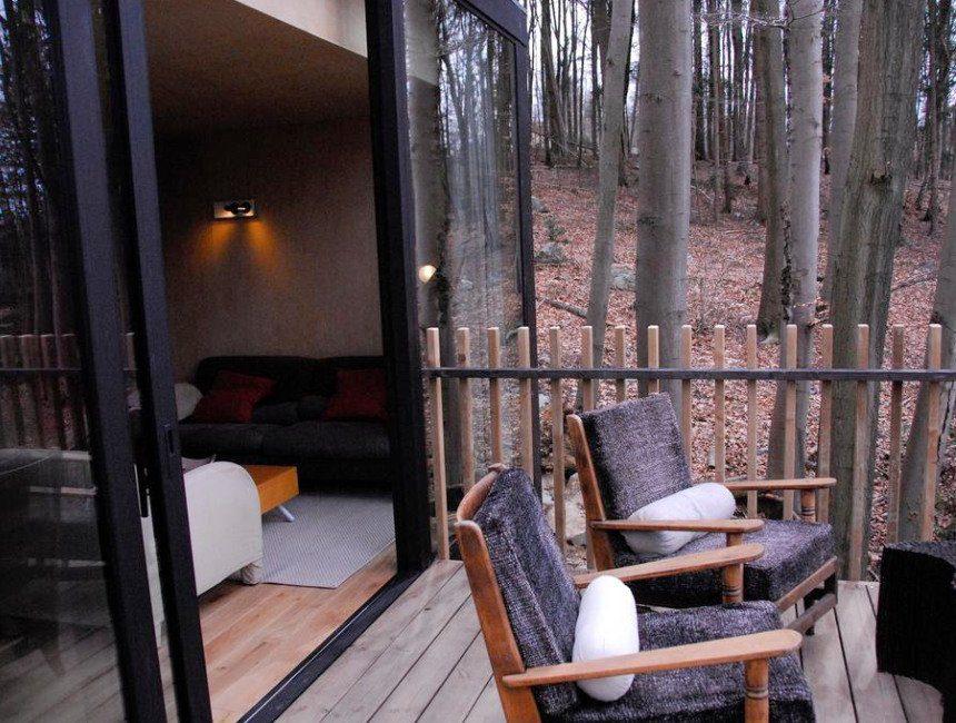 Gite des Bois de Spa hotel Ardennen