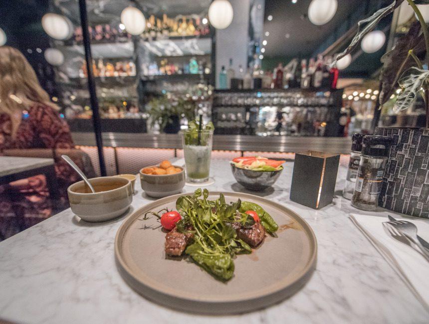Maison Mathis Hasselt restaurant