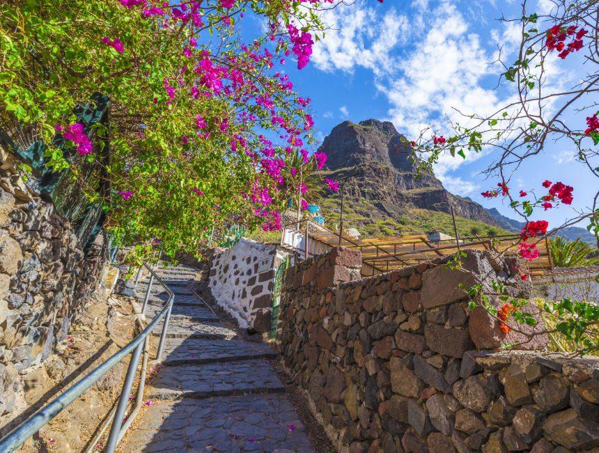 Masca Tenerife Costa Adeje bezienswaardigheden