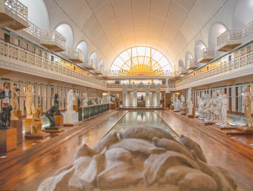 Musée d'Art et d'industrie André Diligen
