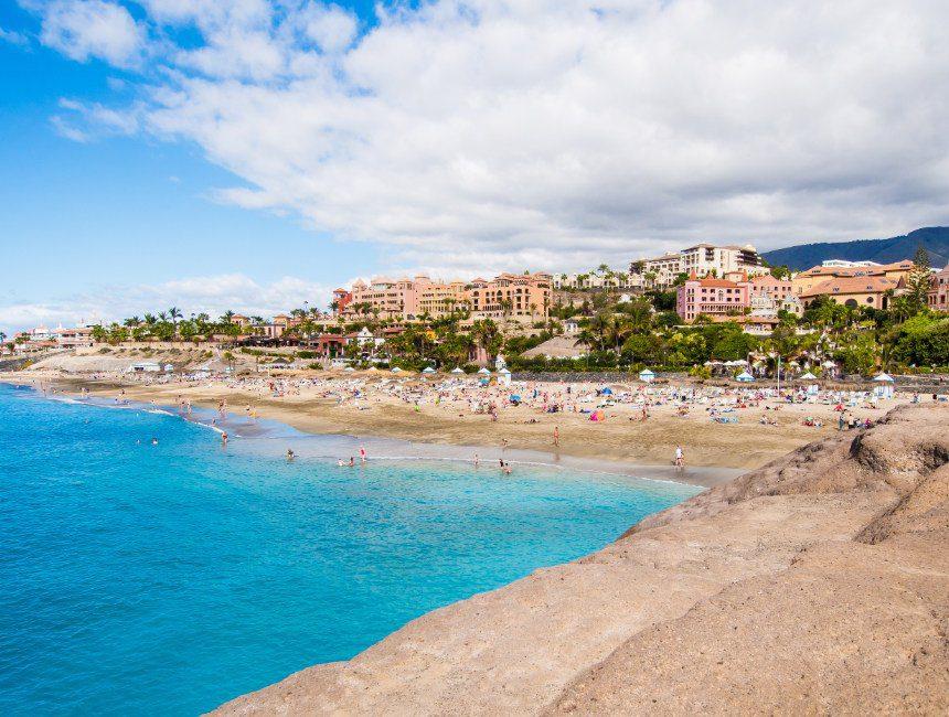 Playa del Duque Costa Adeje
