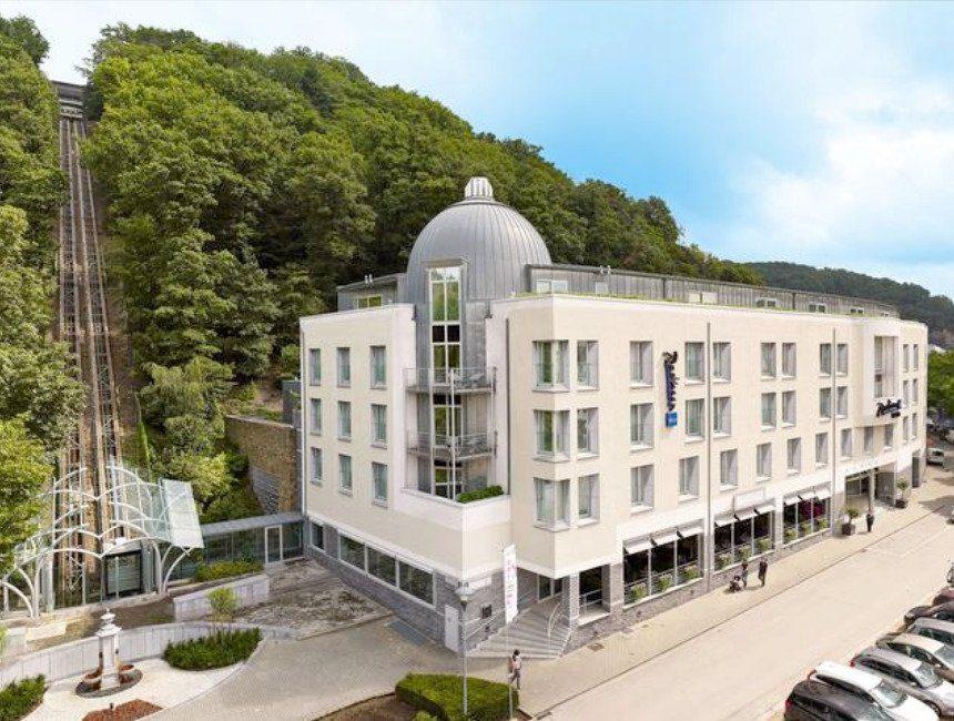 Radisson Blu Palace hotel spa ardennen