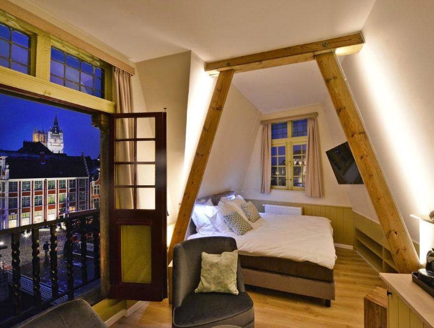 Rooms With A View bijzondere hotels Gent