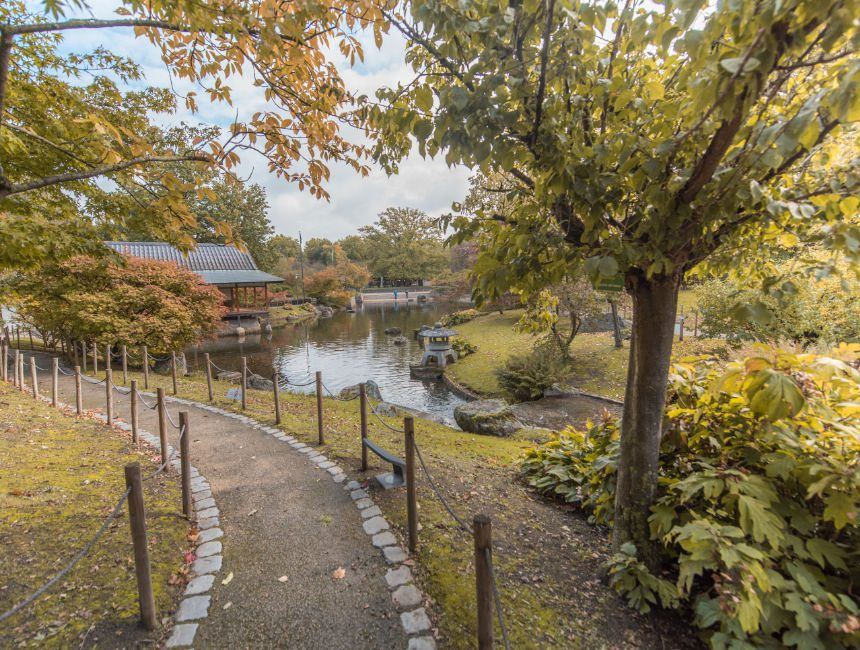 bezienswaardigheden Hasselt Japanse Tuin