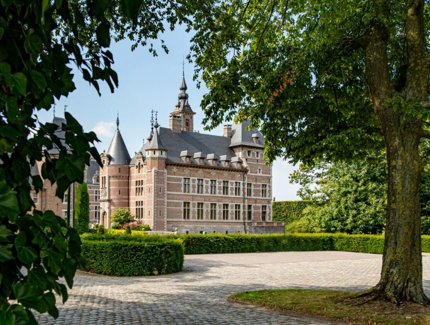 bijzonder overnachten limburg kasteel van Ordingen