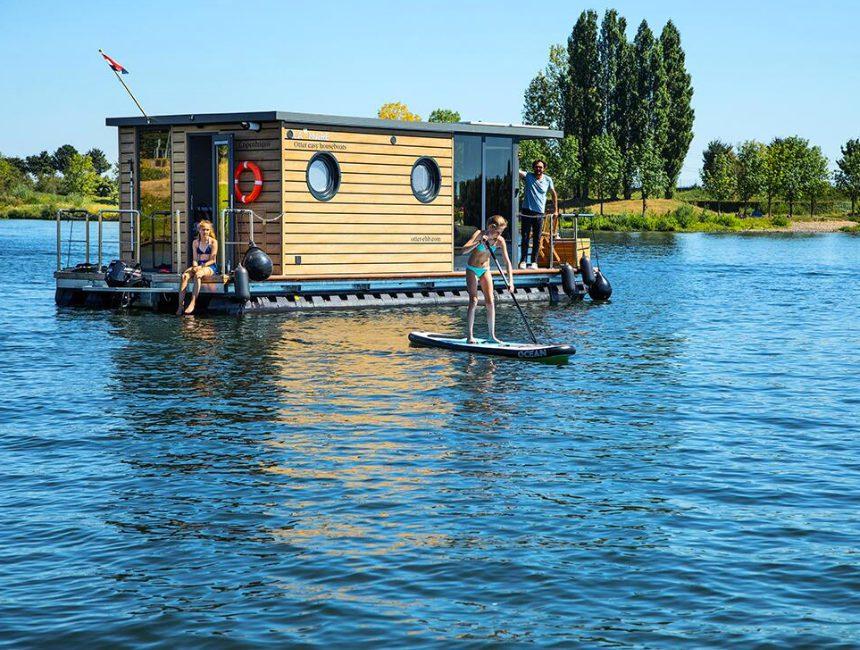 huisboot van Otter Easy