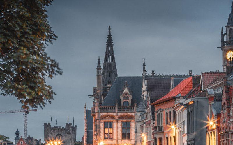 origineel overnachten Gent