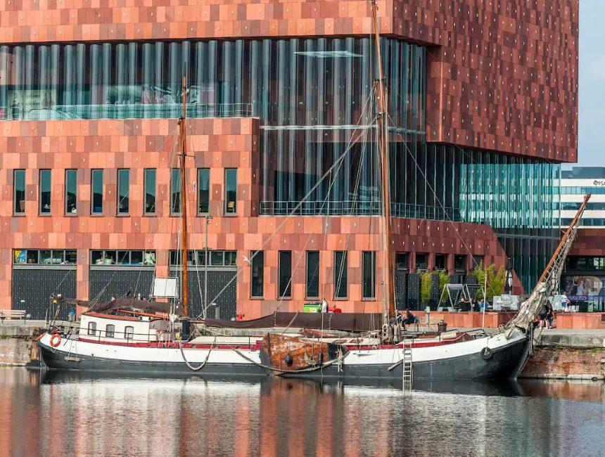 slaapschip Antwerpen