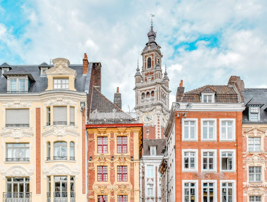 stadswandeling Lille