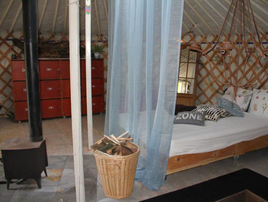 thema hotels Antwerpen Oksdonk yurt