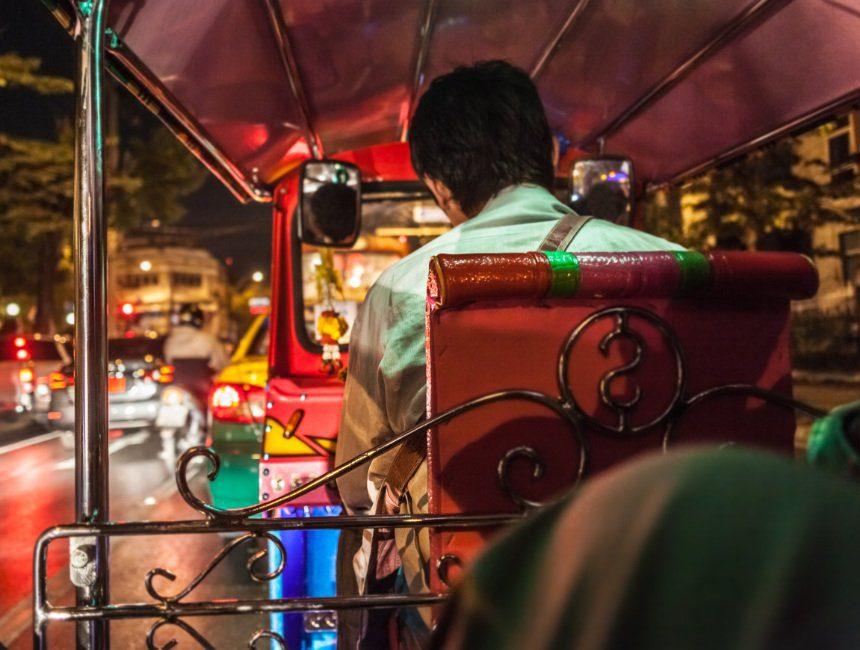tuktuk ritje tenerife