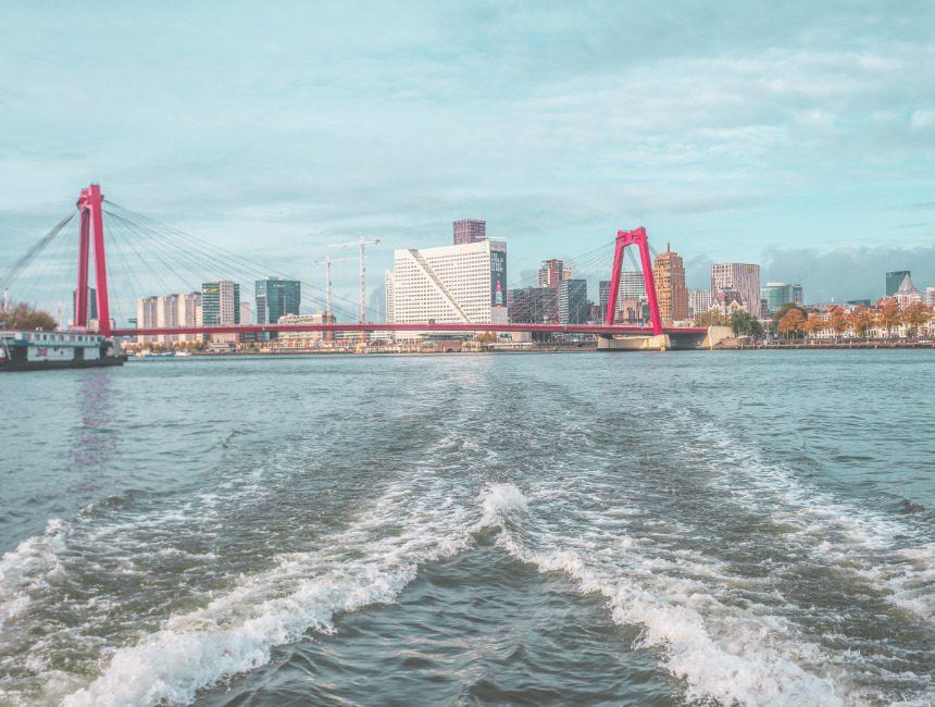 wat te doen in Rotterdam pannenkoekenboot