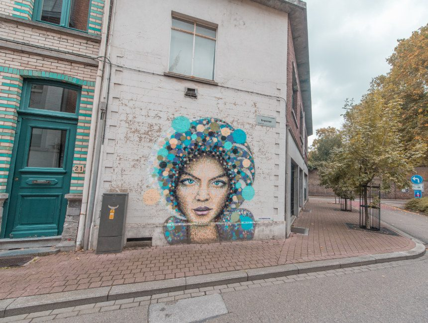 weekendje Hasselt graffiti street art