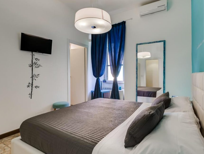 Allegra's house hotel rome
