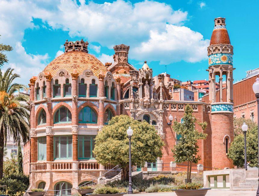 barcelona bezienswaardigheden sant pau recinte modernista