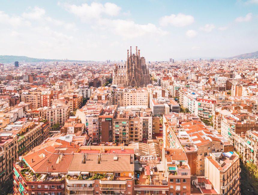 Barcelona bezienswaardigheden sagrada familia