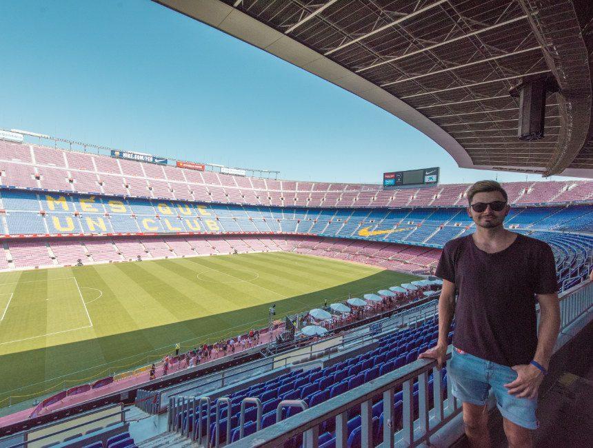 camp nou bezoeken Barcelona bezienswaardigheden