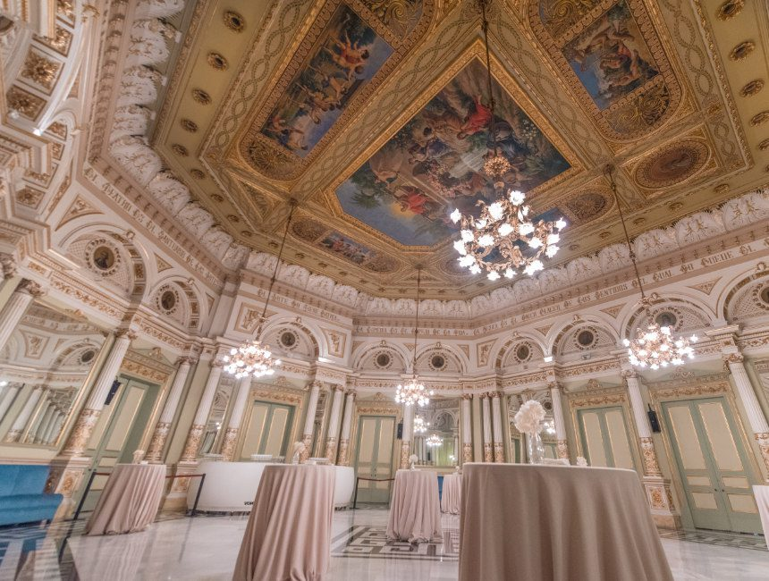 Gran Teatre del liceu bezienswaardigheden Barcelona