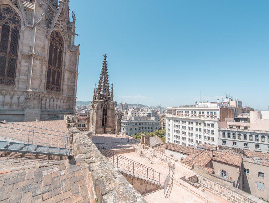 kathedraal barcelona bezienswaardigheden
