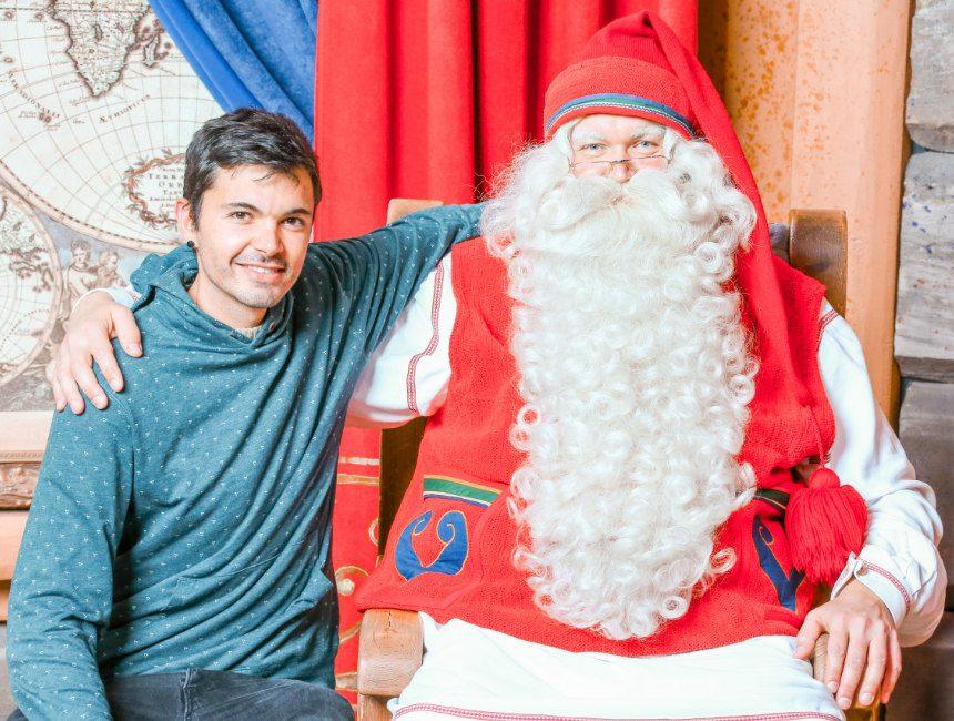 kerstman finland