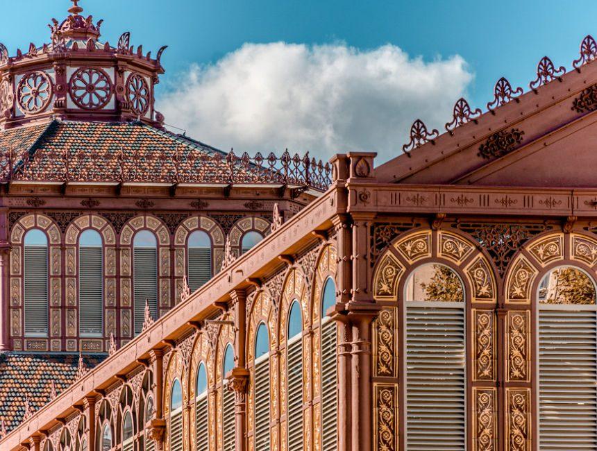 mercat de Sant Antoni barcelona bezienswaardigheden