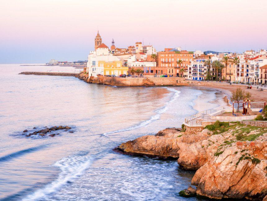 Sitges bezienswaardigheden barcelona omgeving