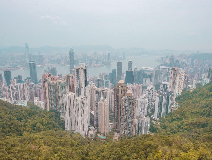bezienswaardigheden Hong Kong victoria Peak