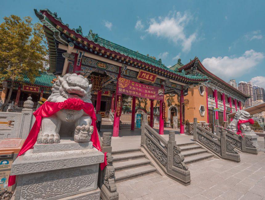 bezienswaardigheden hong kong wong tai sin tempel