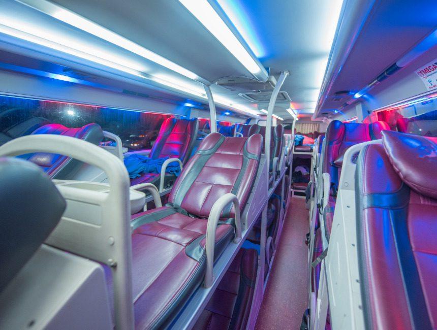 bus van hanoi naar Sapa