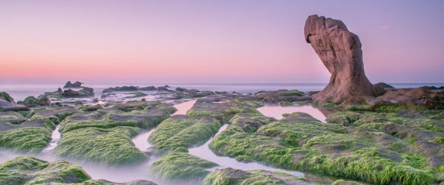 Co Thach Vietnam strand