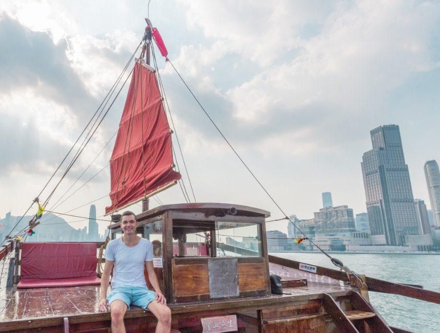 dukling hong kong bezienswaardigheden junk boat