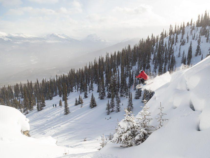 marmot basin skien