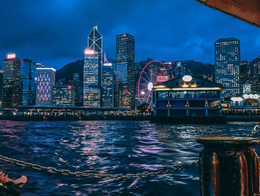 star ferry hong kong bezienswaardighden