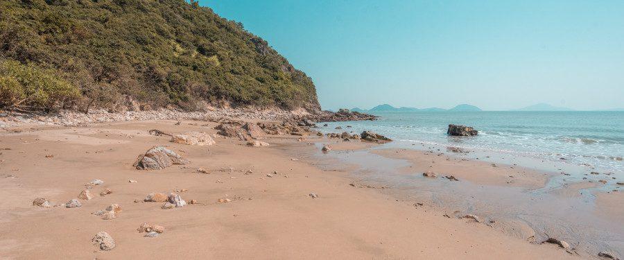 tai long wan beach hong kong