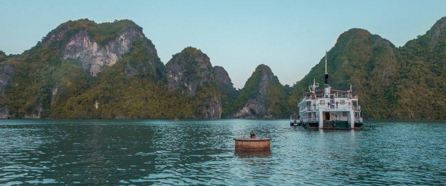 vietnam reisgids Halong Bay