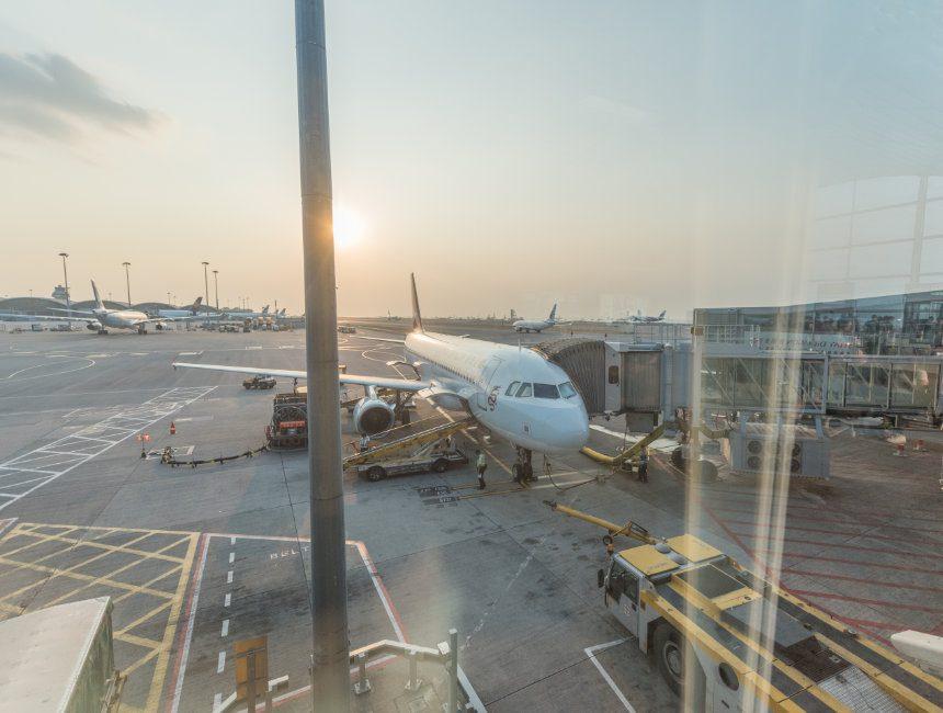 vliegticket hong kong